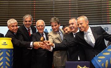 Exitosa colocación de Lipigas en Bolsa de Santiago